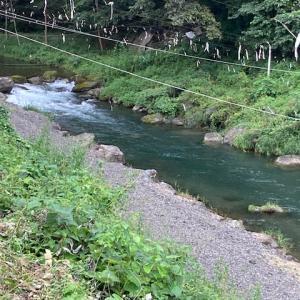 9月16日(木)秩父フライフィールドの河川情報