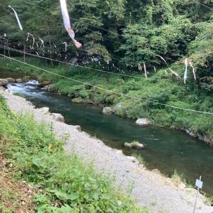 9月23日(木)秩父フライフィールドの河川情報