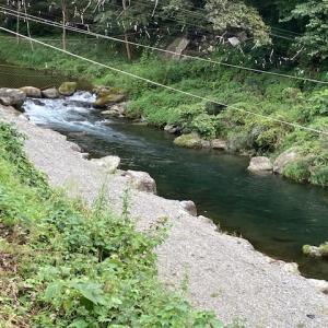 9月28日(火)秩父フライフィールドの河川情報