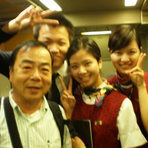 上海大学シニヤ留学の想い出写真