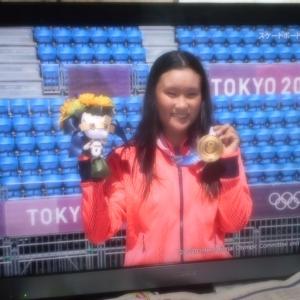 オリンピック日本女子選手の活躍