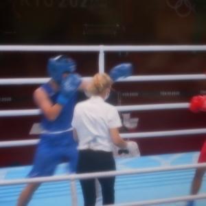 ボクシング女子と体操男子の金メダル