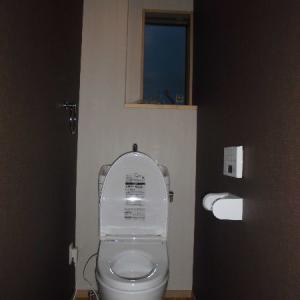 コスパに優れたトイレ