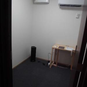 防音室で音楽練習を楽しむ家