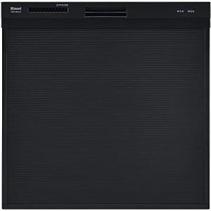 【Rinnai RKW-404A-B】食洗機 幅30cmタイプを幅45cmタイプに無理やり交換したった