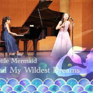 【動画】小学生の歌とピアノ 音楽は楽しい!