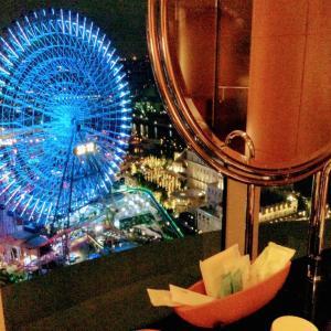 横浜で、一泊90万円の部屋に泊まった記