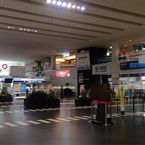 神戸空港には何が有る