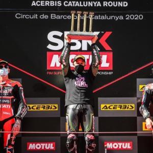 SBKカタルーニアラウンド レース1