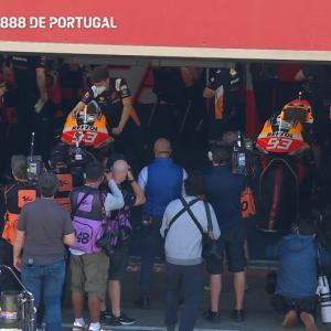 ポルトガルGP FP1