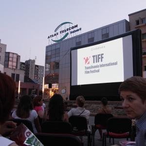 トランシルヴァニア国際映画祭地方巡回上映会