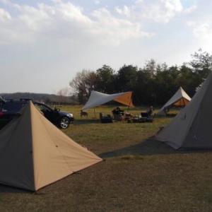 偶然の出会いオタク高原キャンプ