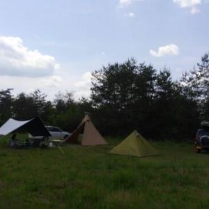 ドロヘドロメニューキャンプ その1