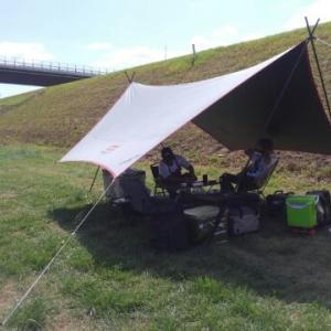 テントがいっぱい!!シルバーウィークキャンプ