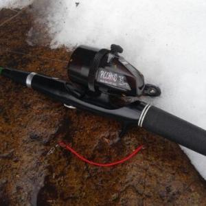 トッパーの管釣りタックルは見た目も重要