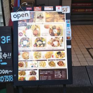 【特集:郷土料理のそば38・part4】 カスタマンダップ@大塚 で 『タカリデド&ライスセット』