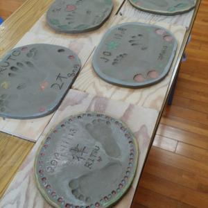 出張陶芸教室 ミドリスイミングスクール