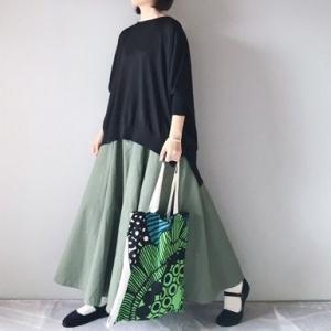 ■(着画)comfortembracemenニット,bluelakemarketキュロットスカートなど*ポチっとしたもの*今日の気になるものPICK UP■