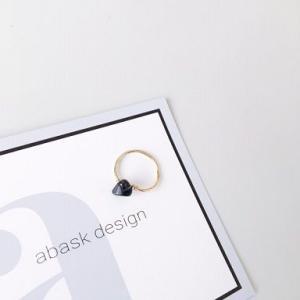 ■(画)abask designリング*ポチっとしたもの*今日の気になるものPICK UP■