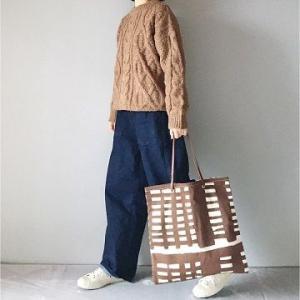 ■(着画)アンティローザホリデー ケーブルニット,ordinary fits JAMES PANTSなど*ポチっとしたもの*今日の気になるものPICK UP■