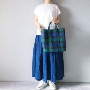 ■(着画)UNIQLOフレンチスリーブTシャツ,SOILリネンスカートなど*今日の気になるものPICK UP■