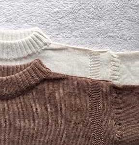 ■(写真)UNIQLOUミドルゲージモックネックセーター(メンズ)購入*今日の気になるものPICK UP■