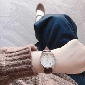■(着画)京都発ブランドKUOEの腕時計が届きました*ポチしたもの*今日の気になるものPICK UP■