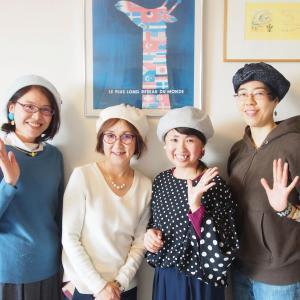帽子作りでつながろう! 'シンプリン帽子研究会'始めます。