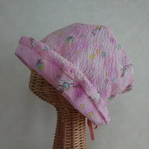 【受講生様の帽子】 涙がでるほど素敵な'希望の帽子'ができました。