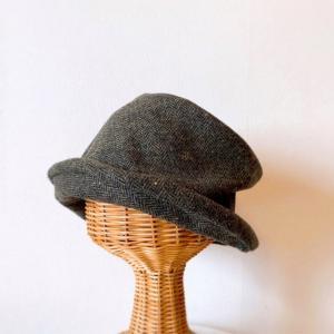 【帽子教室】 寒い季節が待ち遠しい! おすすめ秋冬生地の帽子達
