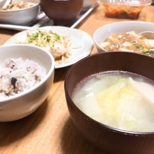 麻婆豆腐と、プチ冒険と、夜の訪問者。