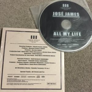CASIO Sound Tradition feat. Jose James - All My Life