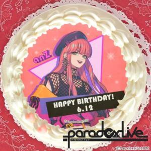 96猫さんの『アン・フォークナー』ケーキでHappybirthday!!!