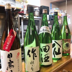 日本酒会に参加してきました