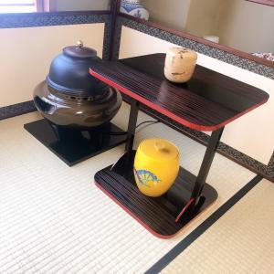 茶道(江戸千家)のレッスン、7月