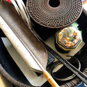 茶道(江戸千家)のレッスン、11月開炉