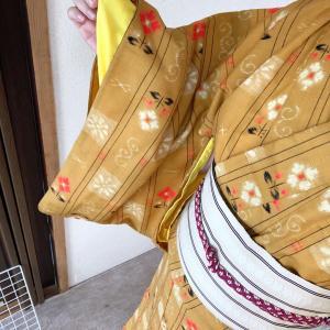着物コーデ、その他の紬(トータル42)
