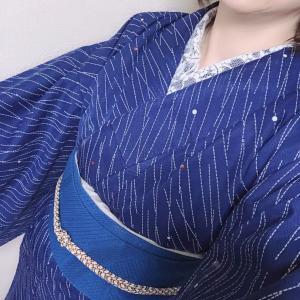 """""""真夏の和装には凍らせたペットボトルを"""""""