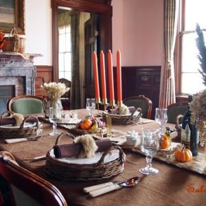 『Fête de la moisson(収穫祭)』~秋色のアペロを愉しむテーブルコーデ~♡