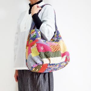 カンタ刺繍バッグ入荷しています!