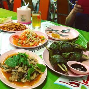 3月にバンコクで食べたもの その1
