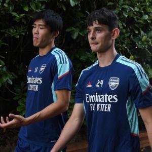 「日本からも観られる!」カラバオカップ アーセナル注目選手はこの二人!