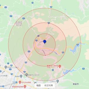 【ケータイ国盗り合戦】2021夏の陣、スポット-090_秋月城跡