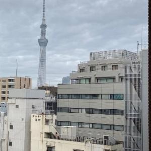 東京旅行の二日目……(^^)b