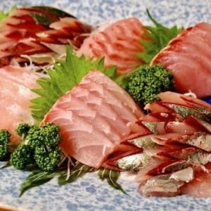 父の日メニューはお寿司や刺身の和食が人気!