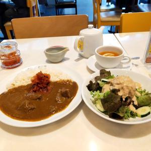 COCO壱番屋にて、ビーフカレーを食べました。
