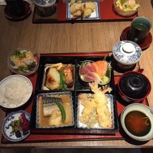 ウエスティン内の日本料理店