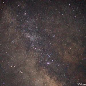 星空はどこも同じだと思っていた