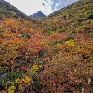 安達太良山(1699.7m)