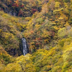 六十里越 アイヨシの滝